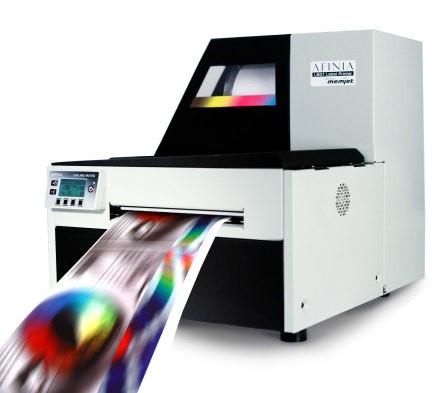 Цветные рулонный принтер