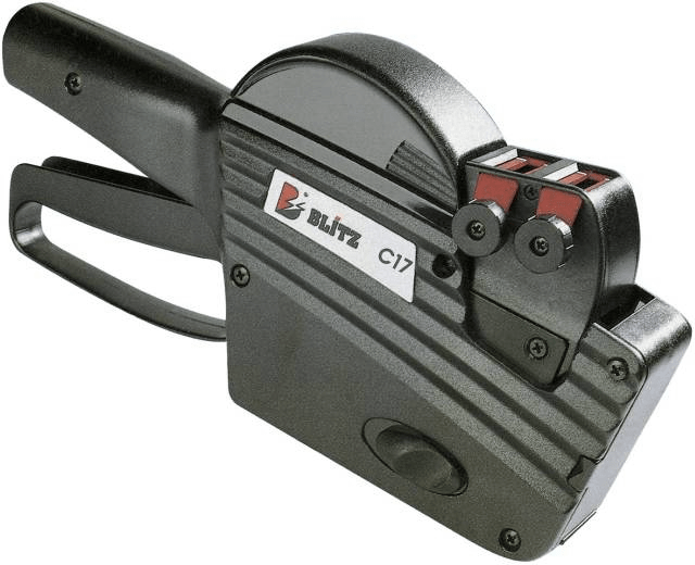 Этикет-пистолет Blitz С17