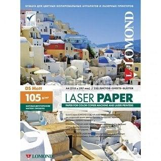 Бумага для лазерной печати Lomond