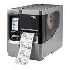 Промышленный термопринтер этикеток TSC MX240 и MX340